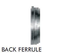 Back Ferrule