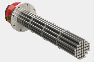 ATEX – Eexd Flanged Heaters