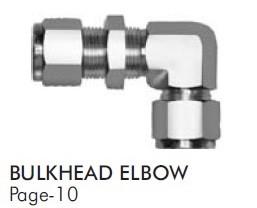 Bulkhead Elbow