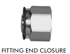 Fitting End Closure