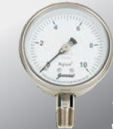 Adjustable Pressure Gauge Snubber