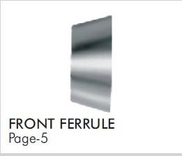 Front Ferrule