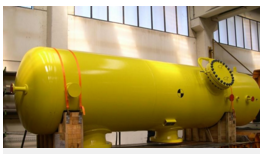 CO2 Compressor 1st Stage Suction Scrubbers