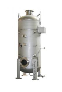 LNG Vapour Cooling