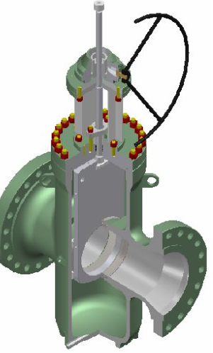 Slab Gate Valves – BGW Type