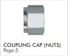Coupling Cap (nuts)