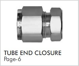 Tube End Closure