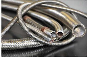 Helically Corrugated Hose