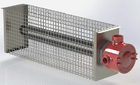 Convector Heaters Series RAEx II 2G
