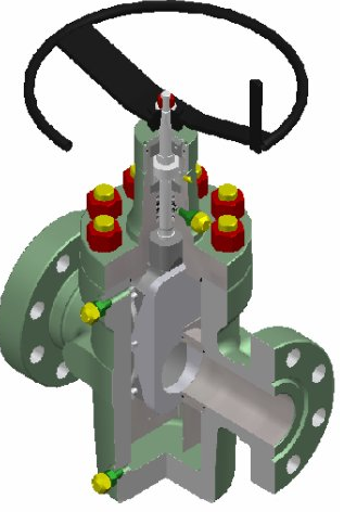 Expanding Gate Valves – MSA Type